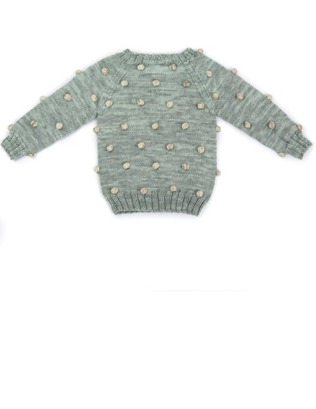 Kids Kalinka Viola Sweater