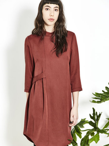 Eve Gravel Klint Dress/Tunic
