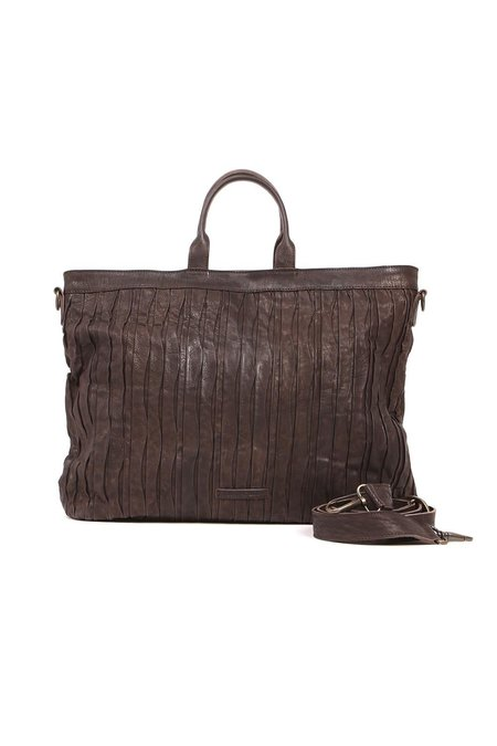 Rita Merlini Emma Satchel - Coffee Bronze
