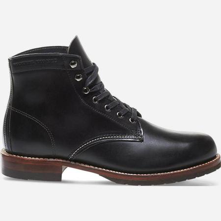 Wolverine 1000 Mile Evans Leather Boot - Black