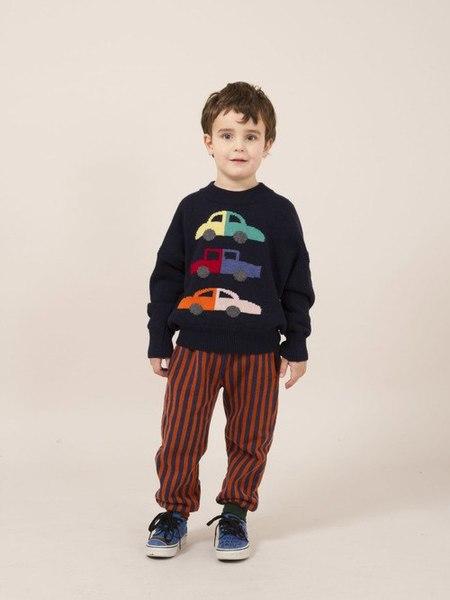 Kids Bobo Choses B.C. Vertical Stripes Tracksuit
