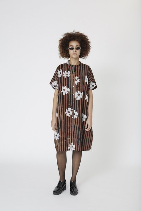 Osei-Duro Bata Dress - Ruga