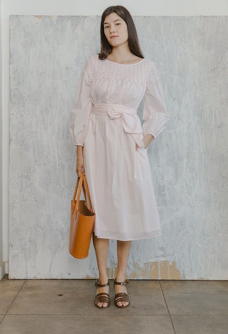 Merlette Bonaire Dress - Light Pink