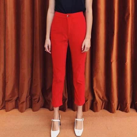 Aries Velvet Leti Jeans