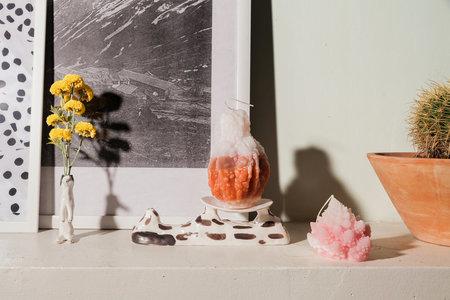 Eleonor Bostrom Dog Vase