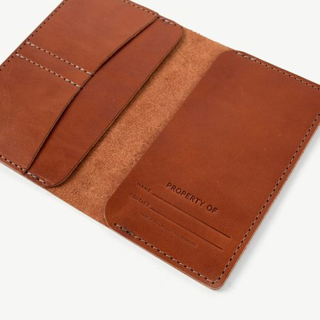 Bradley Mountain Charter Wallet