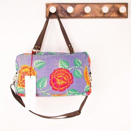 Sari Bari Suzy Weekender Bag