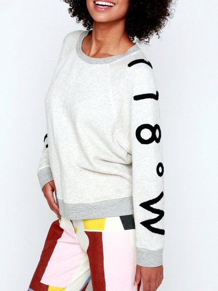 34N118W Letterman Sweater
