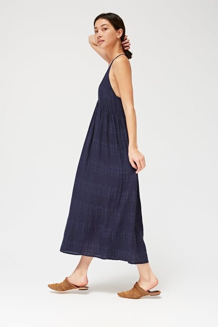 Lacausa Country Bouquet Dress - Navy