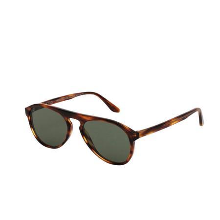 Dom Vetro Base Zero Vintage F-36 Sunglasses - Tortoise