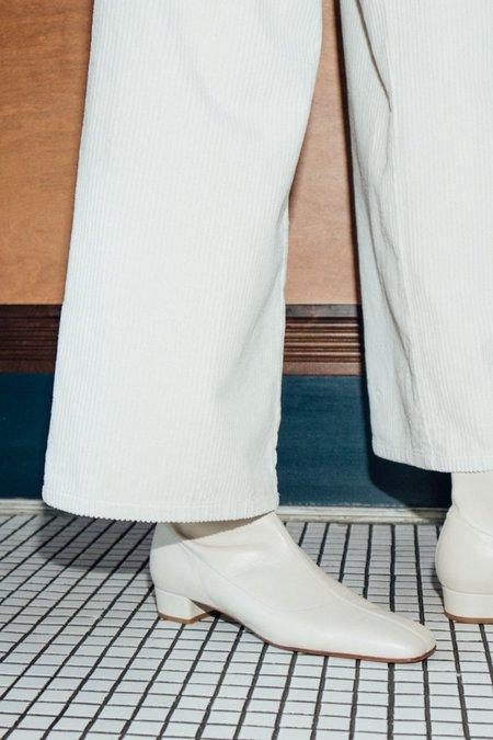 By Far Este Boot - White