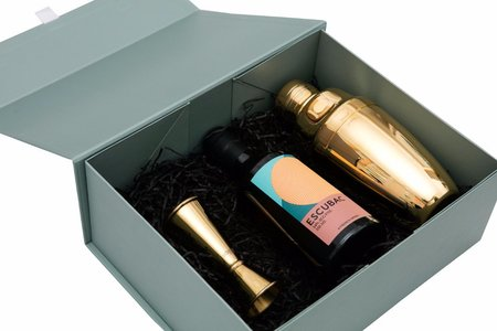 La Gent Cocktail Connoisseur Gift Set
