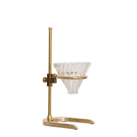 The Coffee Registry Farrier Clerk Pour Over Stand