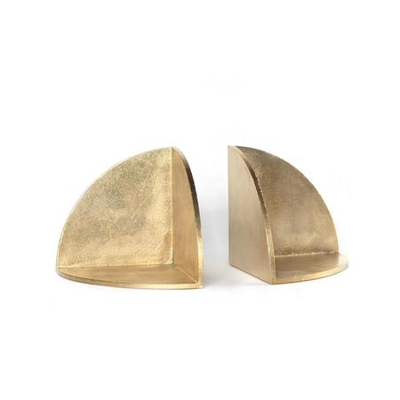 S/N Bookend - BRASS