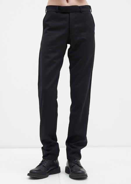 Matthew Miller Black Leto Trousers