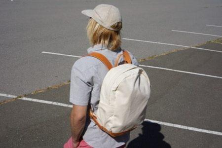 Joshu+Vela zip backpack