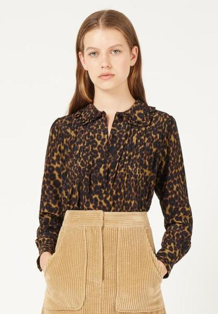 Masscob Jaden Blouse - Leopard