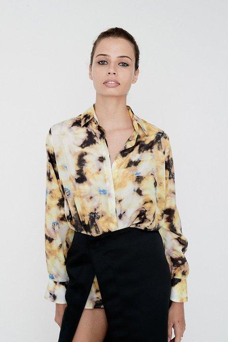 Georgia Alice Acid Shirt - Yellow