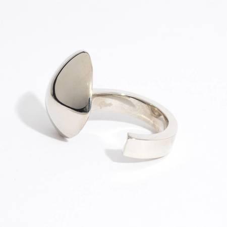 Quarry Sloane Ring - WHITE BRONZE