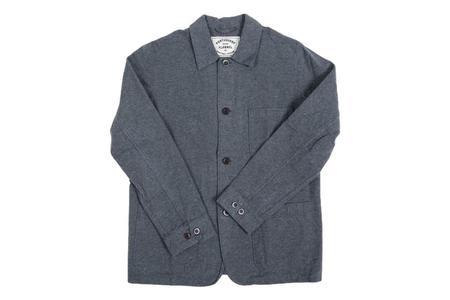 Portuguese Flannel Pinheiro Jacket - Grey