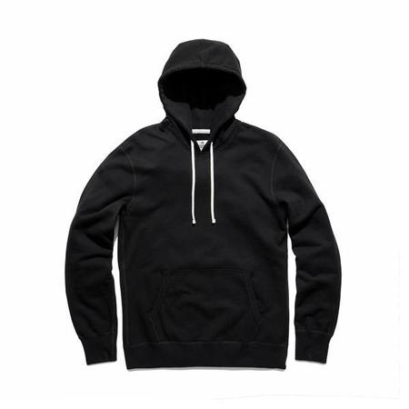 Reigning Champ RC Midweight Pullover Hoody - Black