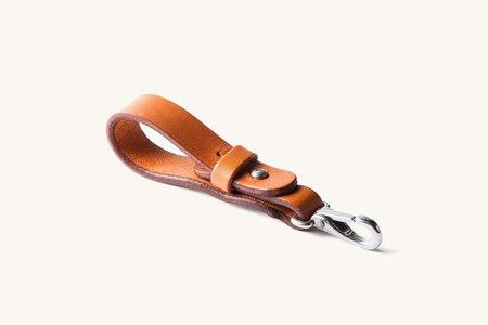 Tanner Goods Key Lanyard - Saddle Tan