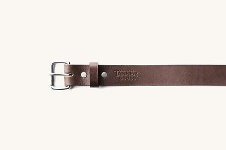 Tanner Goods Standard Belt - Cognac