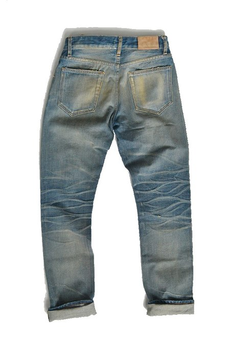 Norman Russell Cookie Slim Pas jean - blue