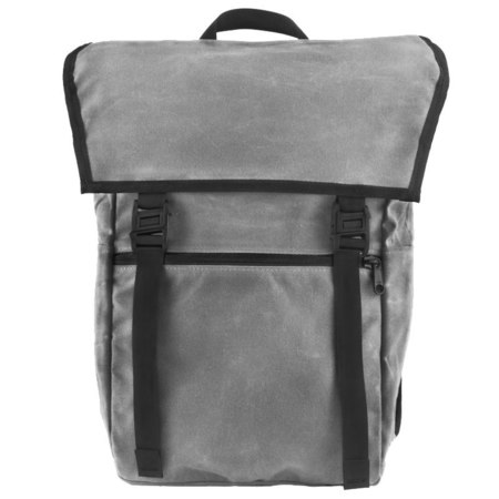 YNOT Waxed Canvas Magnetica - Charcoal