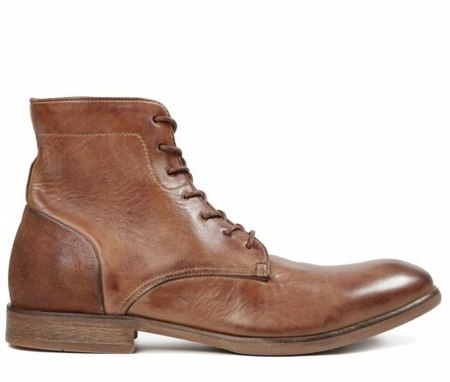 H by Hudson Yoakley Calf Boot - TAN