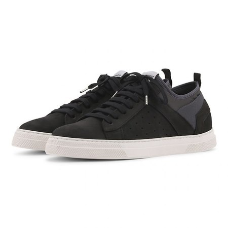 Garment Project Ace Tech Shoes - Black