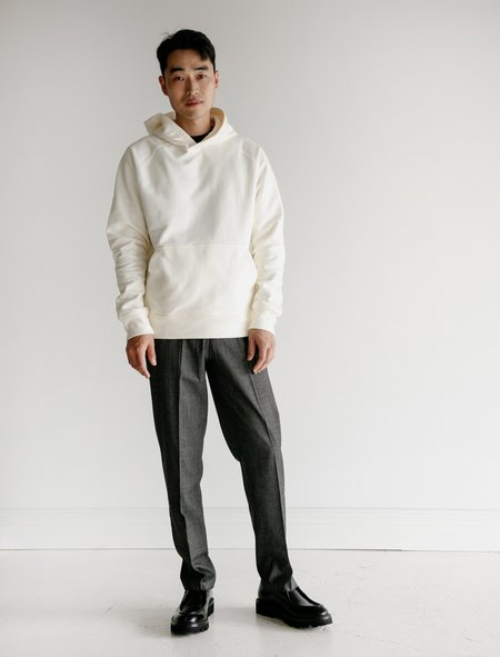 Childs False Hem Pant - Wool Grey