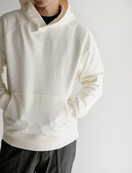 Childs Terry Hoodie - White