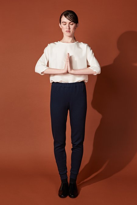 Studio Elsien Gringhuis Yoga Trousers - Navy