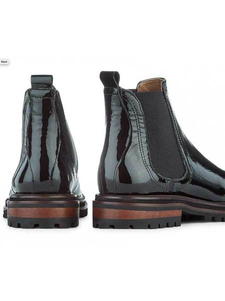 Hudson Wisty Boot - Patent