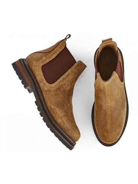 Hudson Wisty Boot - Tan