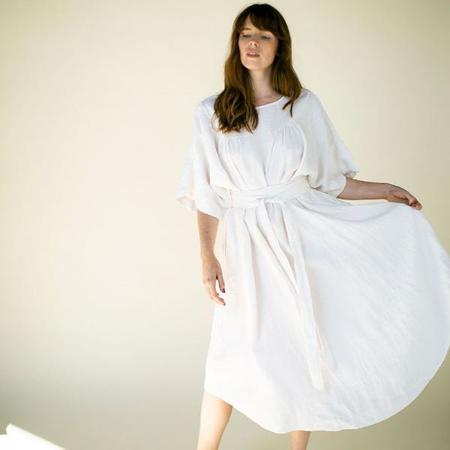 Suunday Ema Dress - Gardenia