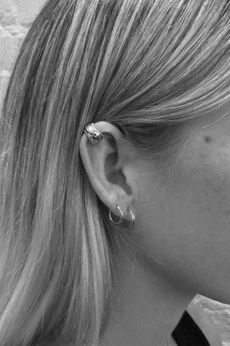 MM Druck Gold Vermeil Prisca Ear Cuff