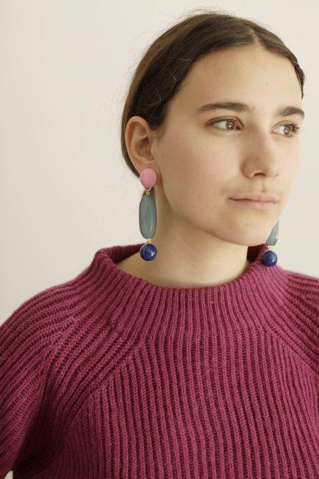 Rachel Comey Roundoff Earrings