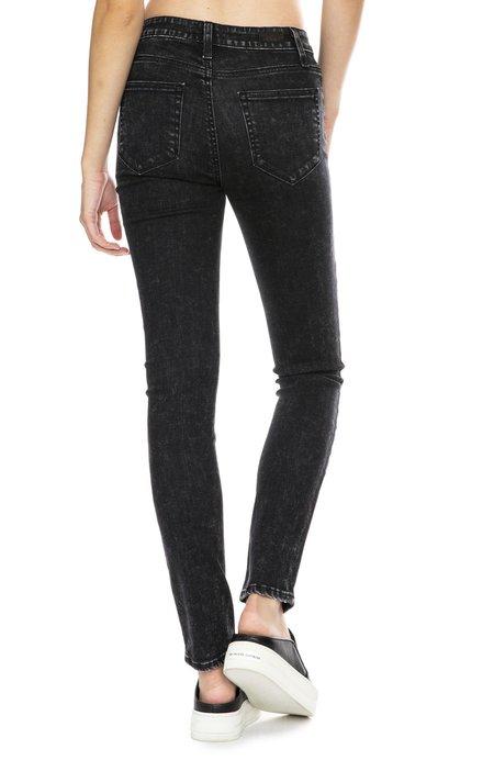 Paige Premium Denim Hoxton Ankle Jean - City Noir