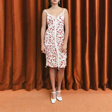 Aalto Short Gathered Dress