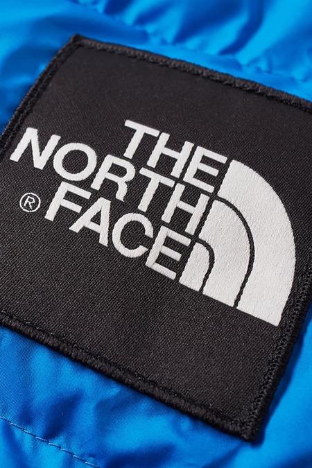The North Face 1992 Nuptse Jacket Bomber - Blue/Asphalt Grey