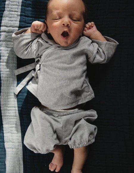 Kids Kiboro Newborn Kimono Set - Recycled Jersey