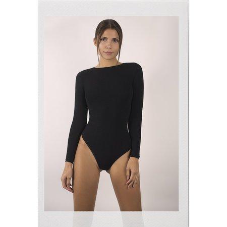 OW Intimates Erla Bodysuit - BLACK