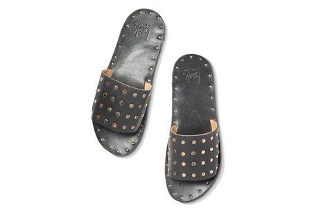 Beek Lovebird Sandals - Black