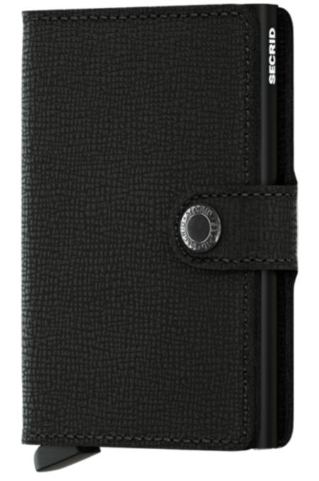 Secrid Miniwallet Crisple - Black