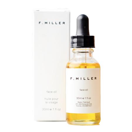 f. miller Unisex Face Oil