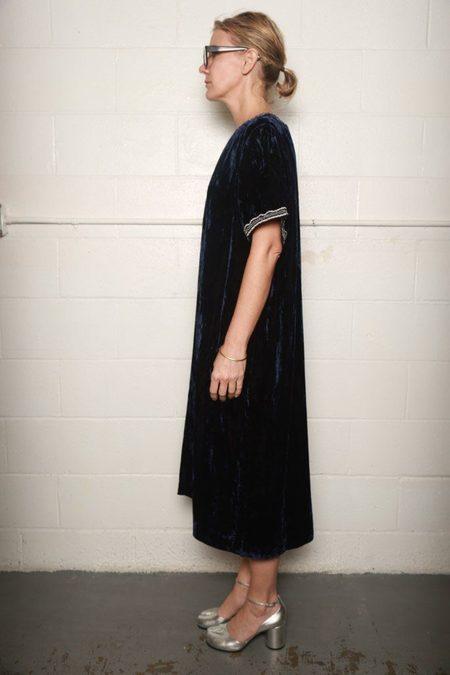 Jupe Clapham Dress - Navy