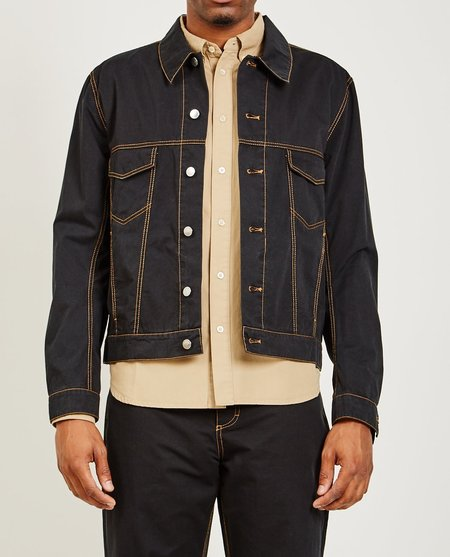 A Kind of Guise BABAI JACKET - WASHED BLACK