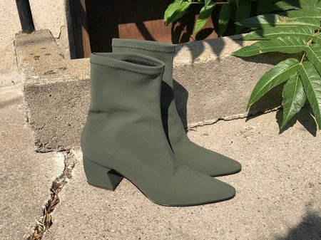 Rachel Comey Zaha Tech Stretch boot - Olive